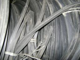 Шнур резиновый 1-1С прямоугольный 3.2х6.3 мм