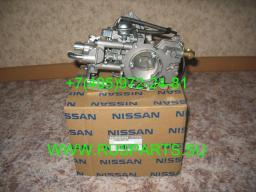 Карбюратор двигателя Nissan Н25 на погрузчик TCM FG25 T3Z