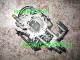 Карбюратор для двигателя Nissan K25 на погрузчик Komatsu FG30 T-16