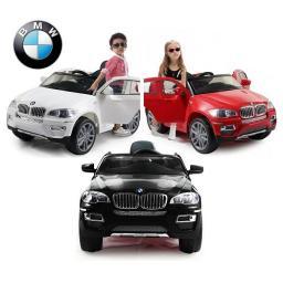 Электромобиль для детей BMW X6