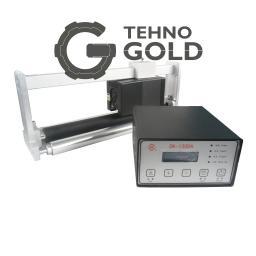 Высокоскоростной роликовый термопринтер (маркиратор, датер, термодатер) на чернильных роликах DK-1300A