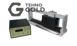 Высокоскоростной роликовый термопринтер (маркиратор, датер, термодатер) на чернильных роликах DK-1500