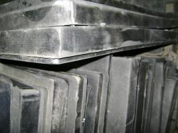 Техпластина 2-Ф-I-МБС-С 720х720х20 мм ГОСТ 7338-90