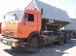 Аренда грузовых автомобилей Камаз 65116