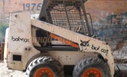 Мини Погрузчик Bobcat – 130