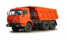 Самосвал КАМАЗ (10 тонн)