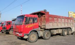 Самосвал FAW CA3252