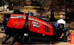 Установки ГНБ Установка для горизонтального бурения Ditch Witch JT1220