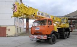 Автокран Мотовилиха 25/35 тонн