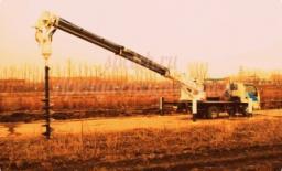 Ямобур Хендай ТракHD-28
