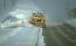 Снегоуборочная лопата Коматсу