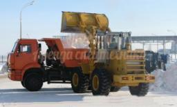 Снегоуборочный погрузчик XG 342