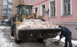 Снегоуборочный погрузчик 342 амкадор