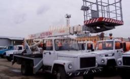 Автовышка АПГ 18 м