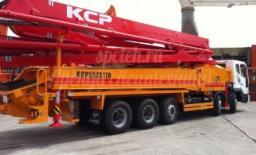 Бетононасос KCP 55ZX170