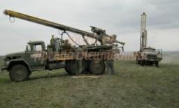 Бурильные установка AquaBur MN-4