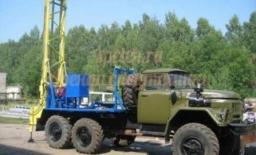 Бурильные установка AquaBur OP1