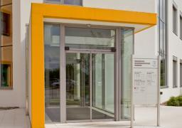 Раздвижная дверь с механизмом раскладывания Dorma Sst R