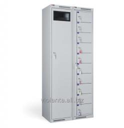 Шкаф для сервиса сменно одежды АС-1010 разборный