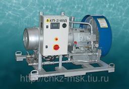 Компрессор высокого давления КП-125/40
