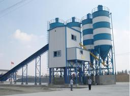 производство бетонных заводов механизированное