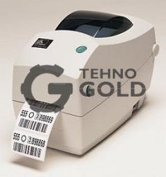 ZEBRA TLP 2824 Plus Термотрансферный принтер печати этикеток