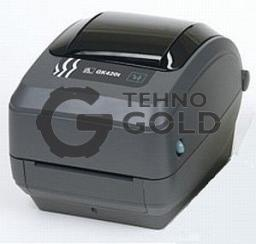 Zebra GK420t Термотрансферный принтер печати этикеток