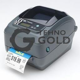 Zebra GX420t Термотрансферный принтер печати этикеток
