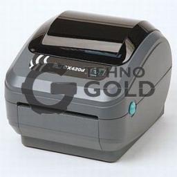 Zebra GX420d Термопринтер печати этикеток