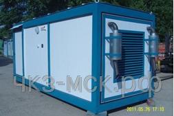 Блок-контейнерная электростанция БКЭ-320