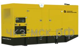 Автономная дизель-генераторная установка АДГУ-507В-К кожух