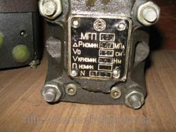 Гидромотор МГП - 100 (шпонка)