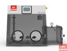 α-650A Акриловый перчаточный бокс кислород 1 ppm