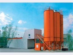 HZS60 производство бетонных заводов для строительства