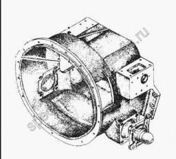 Картер муфты сцепления Д395В.10.02.001