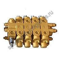 Гидрораспределитель ZL20b (3+3 рабочих секций, Вес 50 кг., )