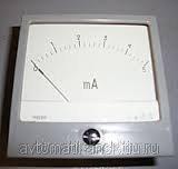 Миллиамперметр Ц-4200(0-5мА)