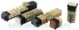 Кнопка управления ВК-16-19-00150-40У3(6,3А) БП жёлт
