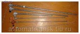 ТСМ 0879 К -III L=120mm,D=8mm,кл.гол.,гайка