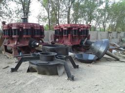 Дробилка конусная КМД-1200 Гр и Т