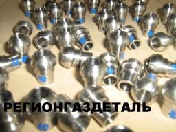 Ниппель приварной 28-012 ст.12Х18Н10Т ГОСТ 16042-70