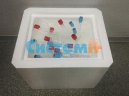 Медицинские термоконтейнеры из пенополистирола