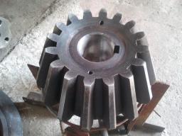 Шестерня коническая для дробилки КСД-1200, КМД-1200 ч. 2-74259
