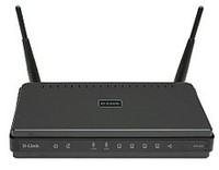 Маршрутизатор Wireless D-Link DIR-628