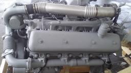 Двигатель ЯМЗ 238Д, 300 л.с.