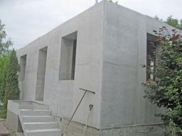 Строительство из пенобетона домов и коттеджей