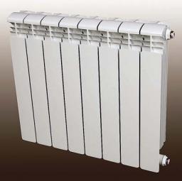 Алюминиевые радиаторы Rifar Alum 500