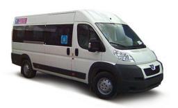 Развозка персонала на Peugeot