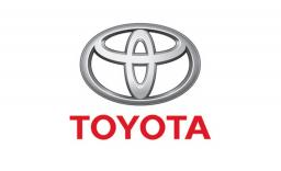Машины Toyota на свадьбу