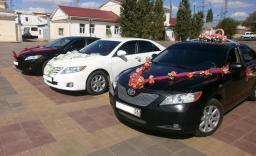 Аренда и прокат автомобилей на свадьбу в Оренбурге